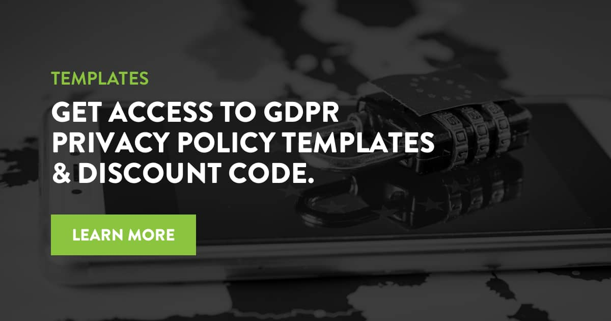 Gdpr Privacy Policy Wordpress Templates Impact Media
