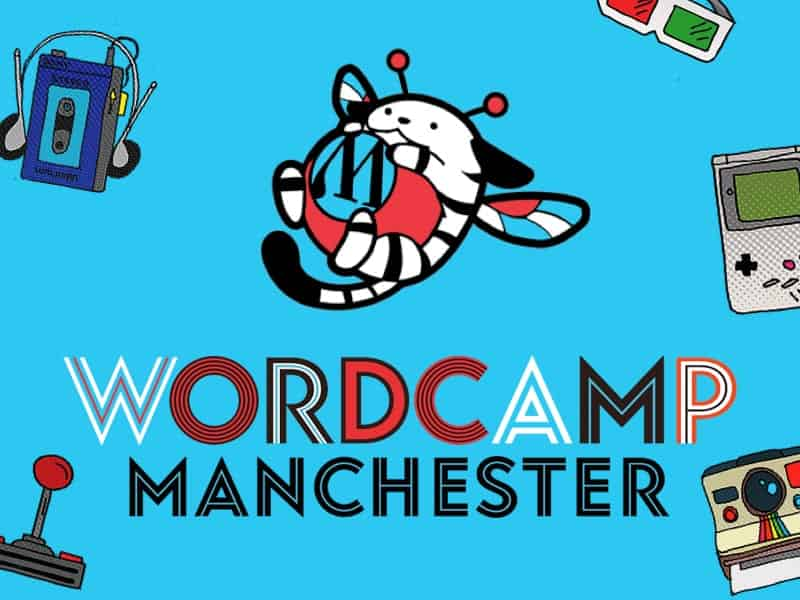 Sponsoring WordCamp Manchester 2018