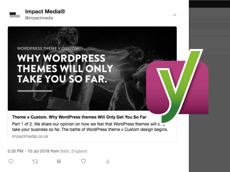 Yoast: Social Page Sharing Done Right