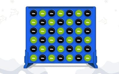 Play Our Xmas Connect 4 Game