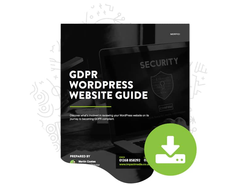 A guide to help your WordPress website become GDPR Compliant